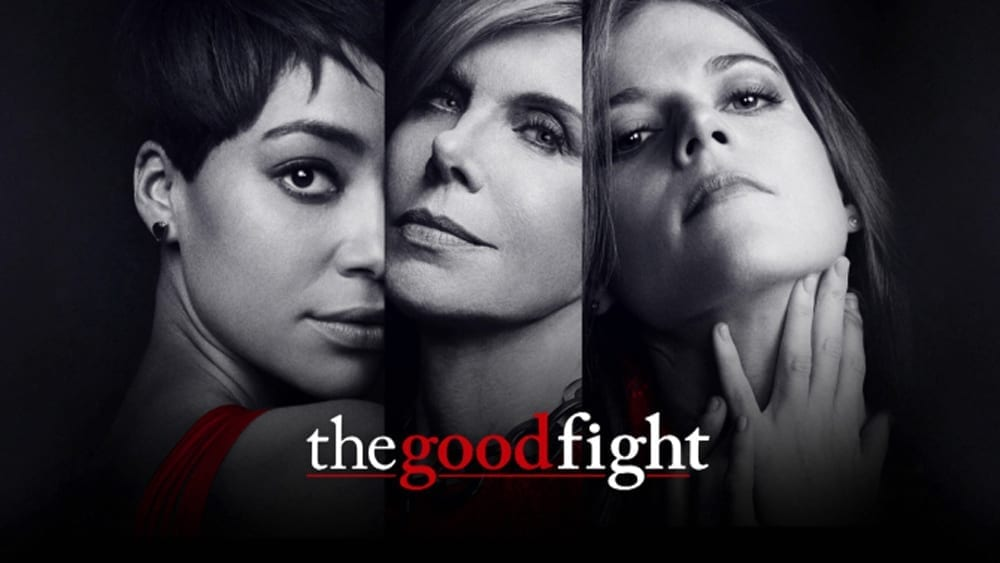 The Good Fight On CBS All Access!